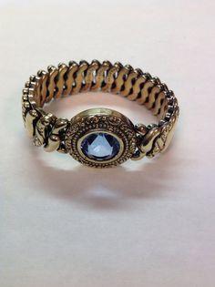 Vintage Gold Filled Expansion Bracelet by NannysHiddenTreasure, $58.00