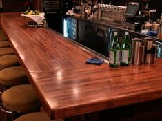 High Quality Photo Gallery Of Mesquite Wood Countertops, Butcher Block Countertops, Wood Bar  Tops, Wood Table Tops, And Custom Wood Tables Are All Made By DeVos Custom  ...