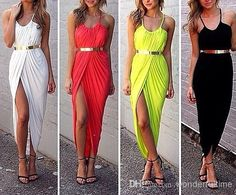Best Quality Sexy Women Bandage Halter Dress Sleeveless Beach Nightclub Party Cocktail At Cheap Price, Online Night Out & Club | Dhgate.Com