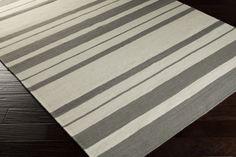 Highlands Hand-Woven Khaki/Medium Gray Area Rug