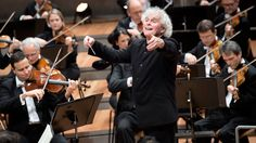 Simon Rattle conducts Beethoven's Symphonies Nos. 4 and 7