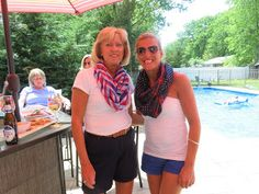 The Mishaps and Mayhem of a Solitary Life: Getting my Patriotic On! {Create 28}