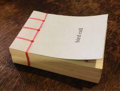 bookartbookblog: Bird Call