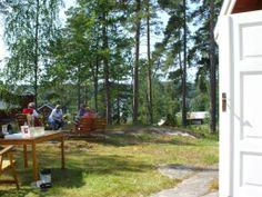 Old schoolhouse wiew.https://www.facebook.com/pages/Skolhuset/414623415340898?ref=hl