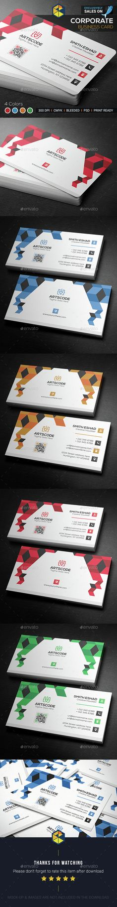 3D Boxed Business Card