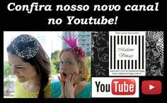 Madame Vintage: Madame no Youtube!