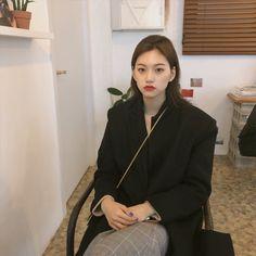 My Girl, Cool Girl, Kim Doyeon, Korea Fashion, Daniel Henney, Daily Look, Woman Crush, Ulzzang Girl, Angelababy