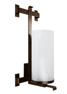 Mallet Sconce with Glass (#SC-228EG) by Palmer Hargrave   Sconces   Dessin Fournir Companies