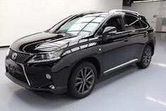 2014 Lexus RX 2014 LEXUS RX350 F-SPORT AWD SUNROOF NAV REAR CAM 26K #238896 Texas Direct Auto