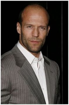 I'm so in love with him it's a little ridiculous. Jason Statham is the man.