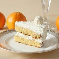Rafaello cake. by Rilantro
