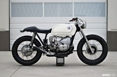 BMW R100/7 by Boyle Custom Moto | Bike EXIF