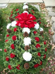grave blankets for christmas Decoration Christmas, Christmas Greenery, Christmas Flowers, Christmas Signs, Christmas Wreaths, Christmas Tree, Christmas Balls, Whoville Christmas, Christmas Items