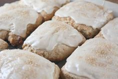 Maple Oatmeal Pecan Scones