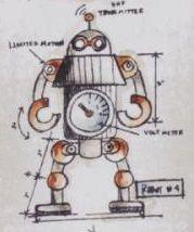 tim holtz robot cards - Google Search
