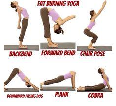 fat burning yogad on pinterest  fat burning yoga yoga