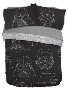 Primark - Star Wars Constellation Double Bed Set