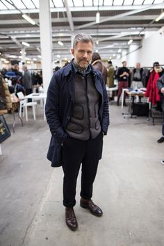 """Jean-Marc Ghys - """"The best-dressed men at Jacket Required - GQ.co.uk"""""""