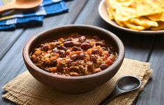 Chili Wars: 10 Chili Recipes from Every Region
