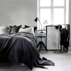 It's Friday already.this week has just flown away and it's nearly the weekend. Last week I went to look at a flat, while. Decoration, Home And Living, Blanket, Black And White, Furniture, Bedrooms, Friday, Home Decor, Flat
