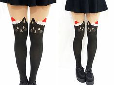 Cat Stockings