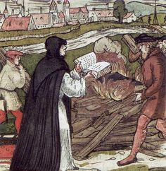 The Burning of Martin Luther s German Translation of the Bible 11 Book Burning Events In History