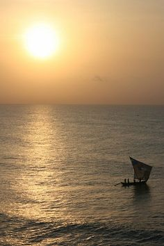 Beloved Continent --- Sunrise, Ghana   Ronnie Dankelman