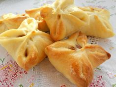 Quick puff pastry / Fashion Style