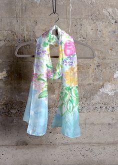 Cashmere Silk Scarf - Gretchen by VIDA VIDA 7AuxBsR7U