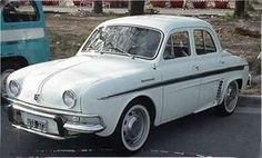 Renault Gordini 1962 Maintenance/restoration of old/vintage vehicles: the material for new cogs/casters/gears/pads could be cast polyamide which I (Cast polyamide) can produce. My contact: tatjana.alic@windowslive.com