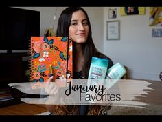 January Favorites 2017 | Cashmere Confessions