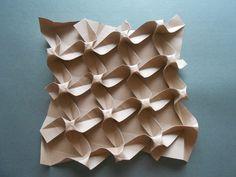 "Origami Tesselation ""Propellerheads"" (Eric Gjerde)"