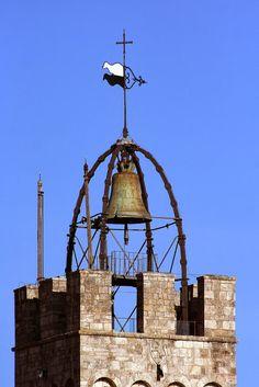 Il Tesoro di Siena: 29 settembre 1666: Sunto è sulla vetta della Torre del Mangia