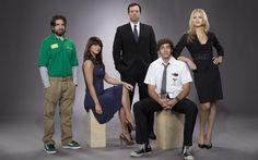 The core cast of CHUCK.