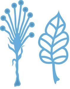 Lr0228 Creatable Anja's Leaves 3
