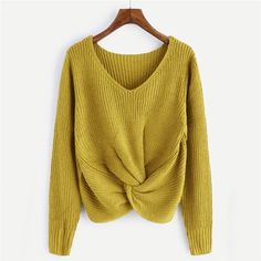 Womens Knitted Cross Tops Keep Warm Design Sweaters Campus Collages Club Party