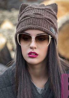 шапки женские зима 2016 2017 года модные тенденции: 26 тыс изображений найдено в Яндекс.Картинках