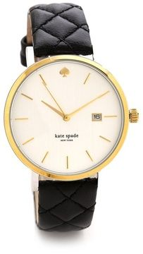 Kate Spade New York Metro Grand Quilted Watch auf shopstyle.de