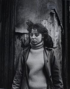 Ed van der Elsken - Vali Myers in Saint Germain des Prés Saint Germain, Beatnik Style, Photo Ed, Viviane Sassen, Weegee, French New Wave, Beat Generation, Dangerous Minds, Erwin Olaf