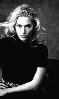 the beautiful Kate Winslet
