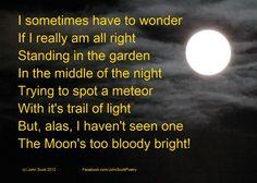 Super Moon & Meteors