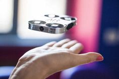Forget Selfie Sticks: This Drone Captures Photos and Videos in Midair