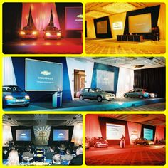 Product Launch ( CHEVROLET )