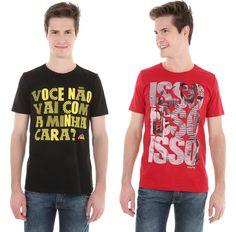 Camisetas do Chaves / Chespirito, lançadas pela fast Fashion C&A.