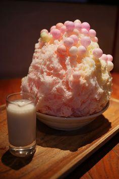 聖域から神域に足を踏み入れた「東京でもっとも美味しいカキ氷」はこれです / イエロのパステルズ – 東京メインディッシュ