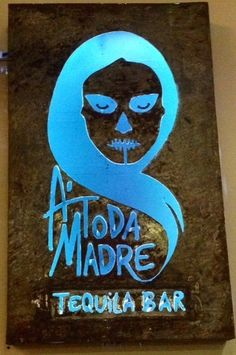 A'Toda Madre is open Mondays to Saturdays from 5PM to 2AM. It is located at GF Sunnette Tower (right in front of Durban Hotel) on Durban Street, Makati City. Phone +63 998 999 1521= The only tequila bar in town with an extensive selection of tequilas ranging from blancos, reposados, anejos, and extra anejos. Description A'Toda Madre is the only tequila bar in the Philippines with the largest selection of Mexican tequila, mezcal and sotol. We serve authentic Mexican dishes such as Elotes ====