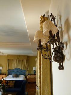 """""""Suite"""" Camera di """"Chateau Eza""""(Hotel), Eze, France (Marzo)"""