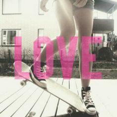 Love pink skateboard girl블랙잭카지노SMS815.COM생중계카지노