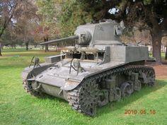 M-3 Stuart