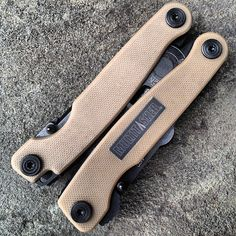 Multitasker - 2X -- Weapon specific multi-tool.
